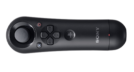 PlayStation®Move Navigation Controller