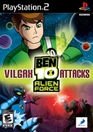BEN 10 ALIEN FORCE™: Vilgax Attacks